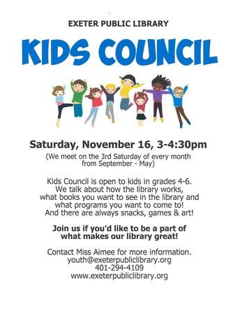 Kids Council