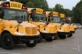 Back to School Bus Routes