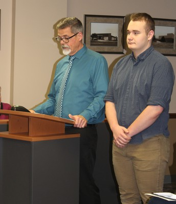 HHS May Student of the Month Recognition