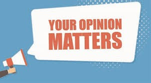 Please complete our Parent Survey
