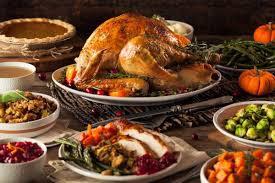 November Menu and Meal Pick Up Info
