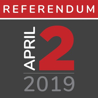Upcoming referendum information sessions