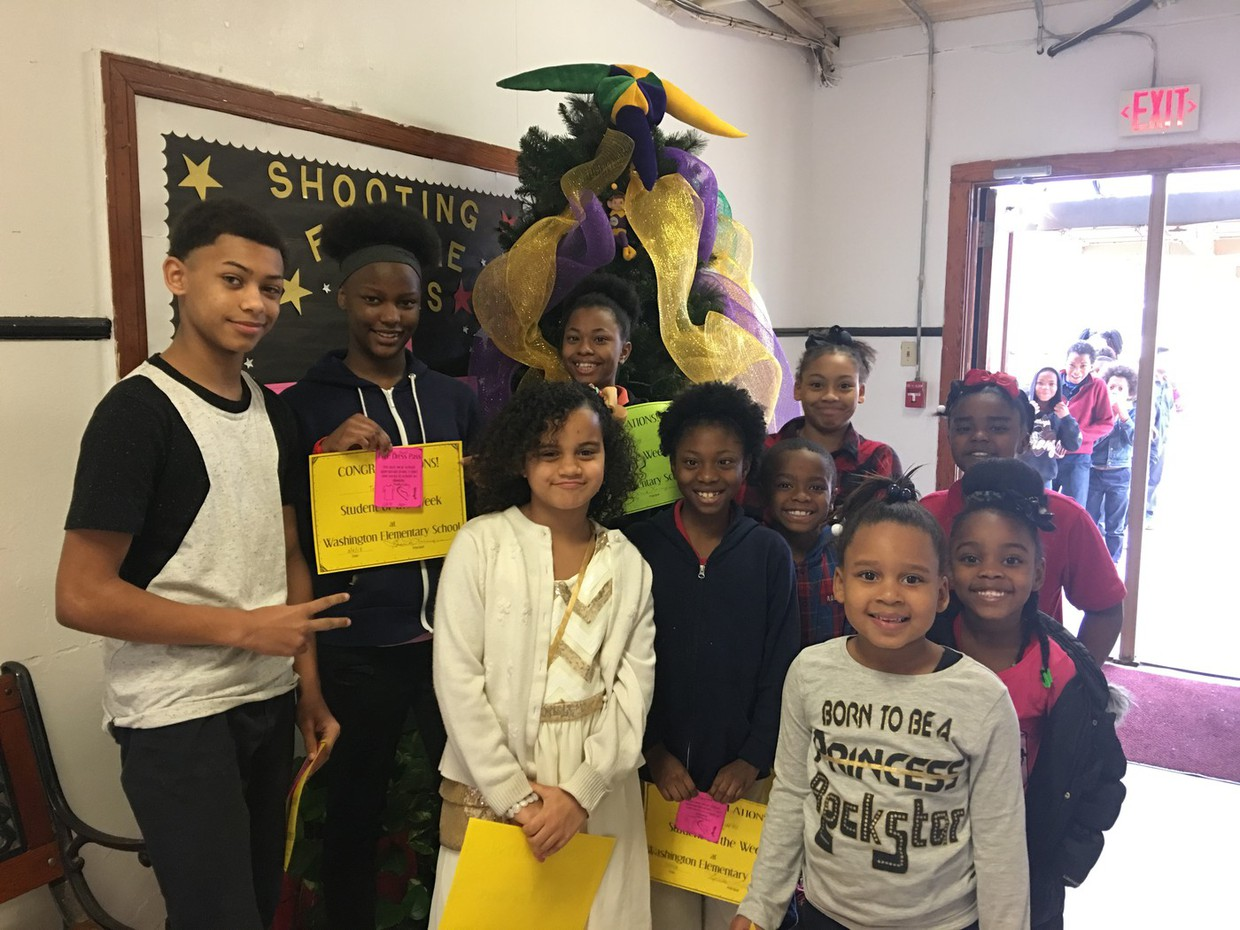 WES Students of the Week 2-23-18