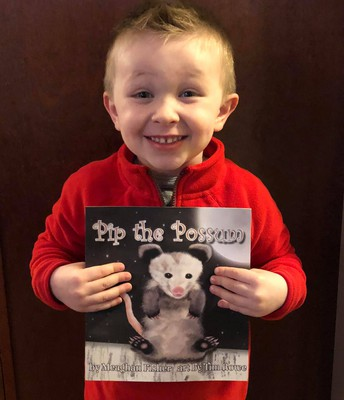 Pip the Possum by Meaghan Fisher