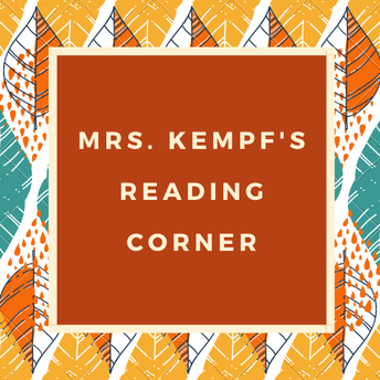 Mrs. Kempf - Reading Specialist