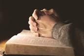 Prayer Time on Sunday Mornings