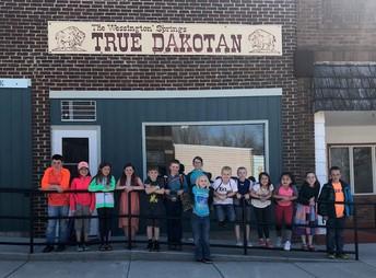Wessington Springs Elementary News Reporters