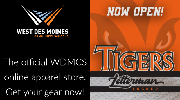 Official WDMCS online apparel store graphic