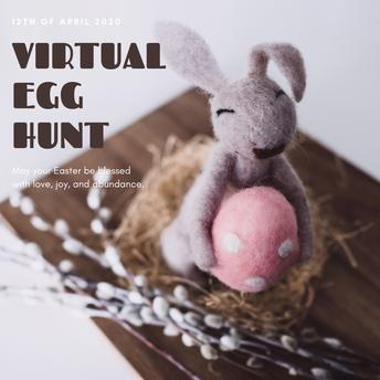 Virtual Egg Hunt!