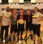 6th Grade Champions - Bumblebee Ballers
