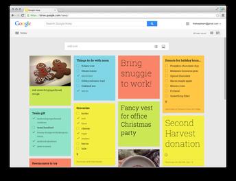 Apps for Chromebooks: Google Keep