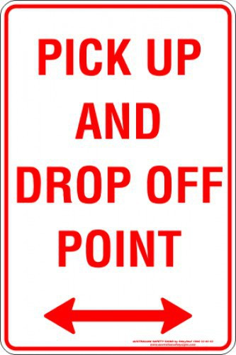Drop-Off/Pick-Up Reminder