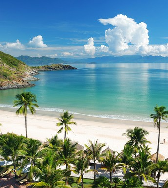 Vietnam -  top 100 beaches in the world.