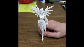 Mercy Figure