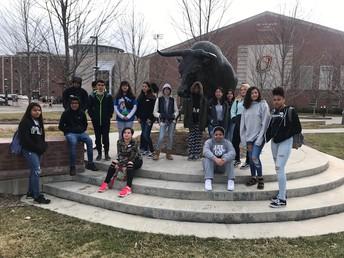 UNO College Visit