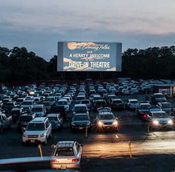 Drive-In Movie Night - Friday, April 16th