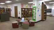 Library at DA Hulcy