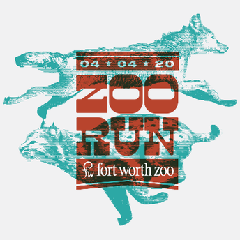 Fort Worth Zoo Run on April 4th-CANCELED