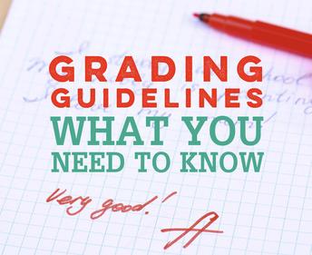 LISD GRADING GUIDELINES
