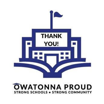 Owatonna Proud Logo