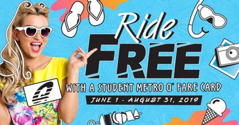 METRO's Summer of Fun Pass