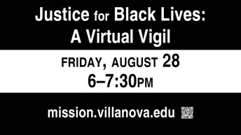 Recording of Justice for Black Lives: A Vigil