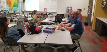Norris Academic Community (NAC) Meetings
