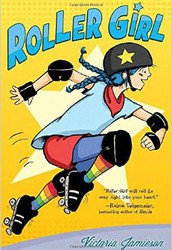 Roller Girl by Victoria Jamieson!