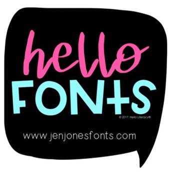 Do you like fun fonts?