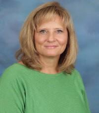 Becky Templeton, 1st grade teacher