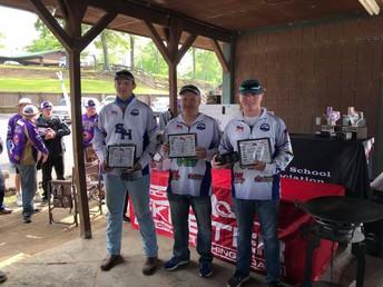 Winning Anglers