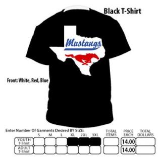 Order a school t-shirt! / Pide una camiseta de la escuela!