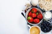 April Nutrition Info
