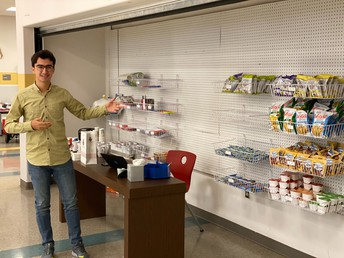 The New School Store is Officially Open!