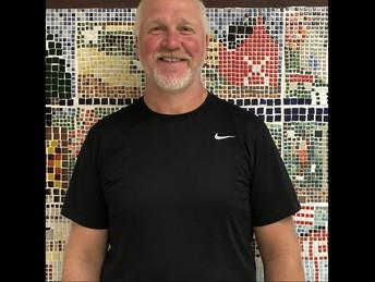 Chuck Moehling - custodian