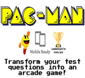 Pac Man your quiz