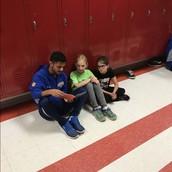 Soccer Player visit