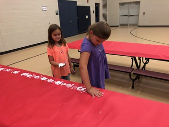 Constitution Day Flag Making