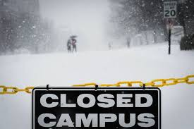 Campus Shut Down
