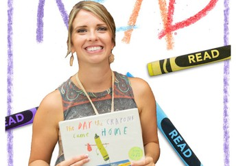 First Grade Teacher Carly Stiger