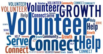 Community Serve- please volunteer!