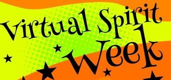 Virtual School Spirit Week