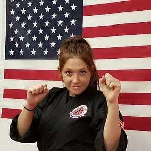 Meet Sensei Melissa Neal