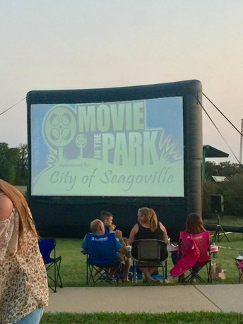 "Seagoville's Annual Movie In The Park Featuring ""Coco"""