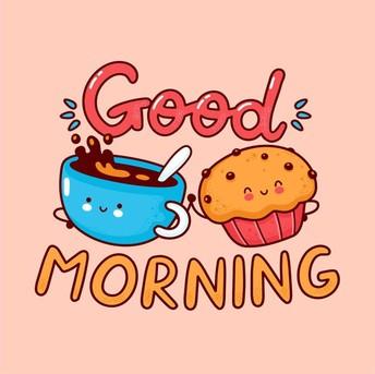 Morning Muffins & Treats Virtual Event