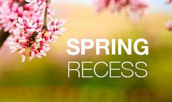 Countdown to Spring Recess!