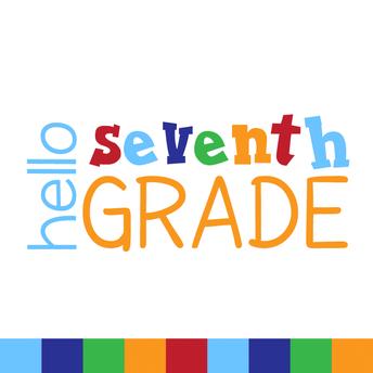 7th grade info!