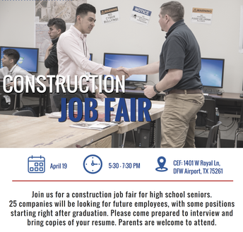 CEF Construction Job Fair