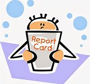 REPORT CARD TIME
