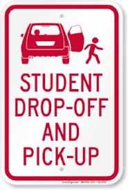 Drop off/Pick up